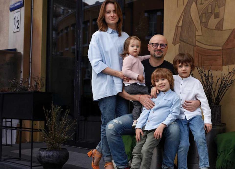 Igor Sukhomlyn and his family live in Ukraine, where low vaccination rates caused a measles epidemic. UNICEF responded by providing technical and communication support and helping to procure vaccines to protect kids.