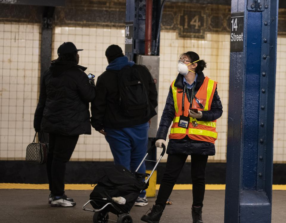 New York City's MTA Seeks A $4 Billion Bailout Due to Coronavirus Pandemic