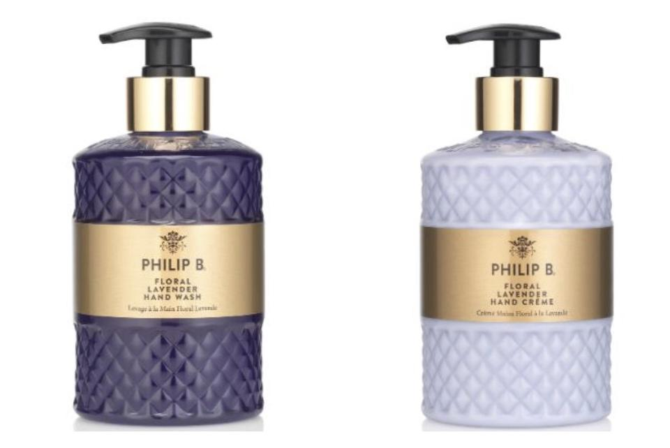 Floral Lavender Hand Wash and Crème from Philip B