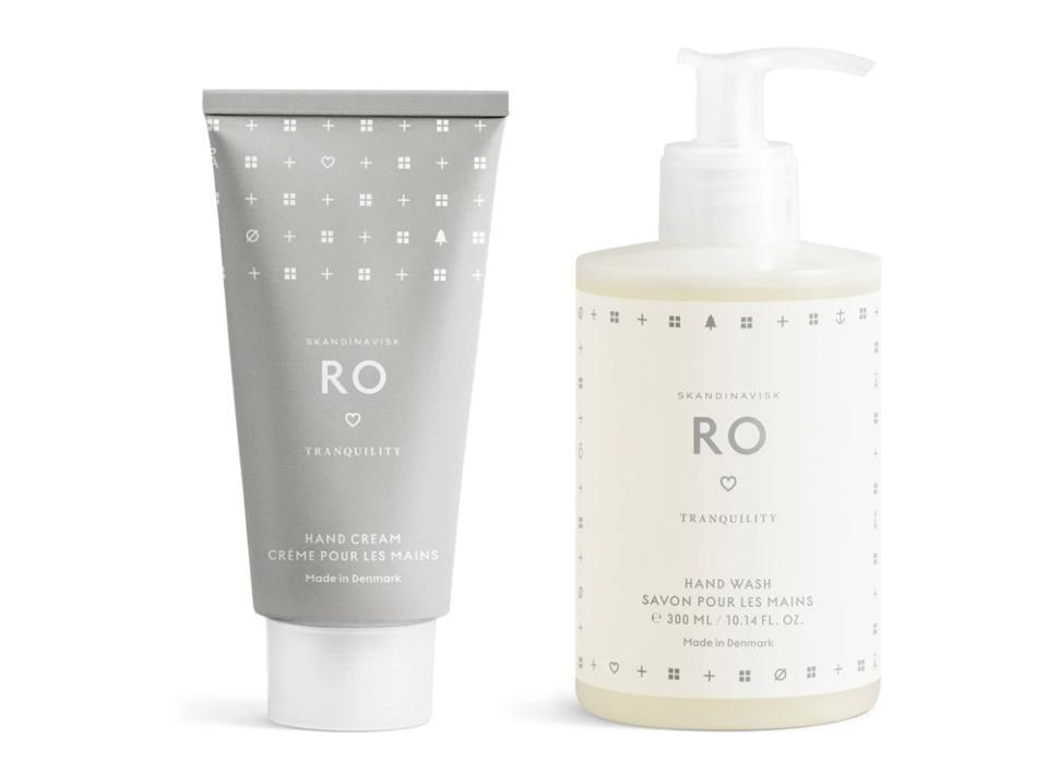SKANDINAVISK RO Hand Wash and Hand Cream Set from Cie Luxe
