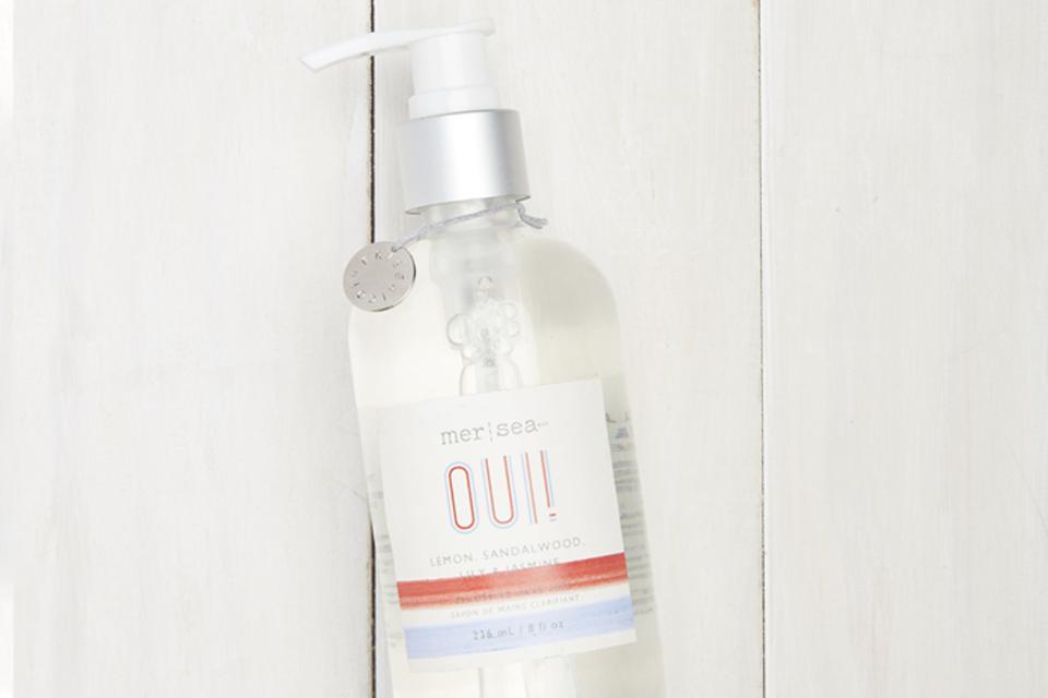 OUI! Liquid Hand Soap from Mer-Sea & Co.