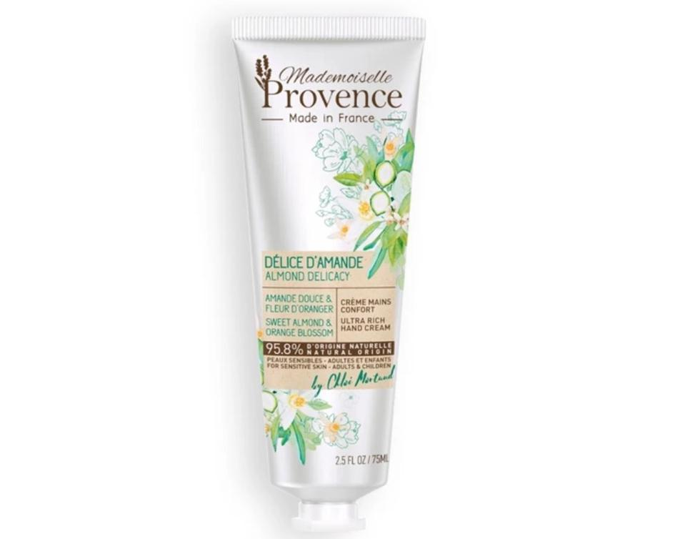 Almond & Orange Blossom Ultra Rich Hand Cream from Mademoiselle Provence