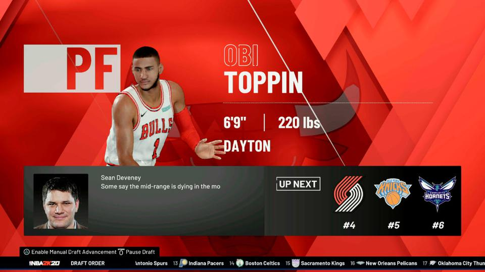 Obi Toppin