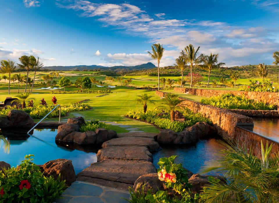 Located on the sunny South Shore of the island, Kukui'ula is an exclusive 1,010-acre private club development that offers both residential real estate and a lodging component, The Lodge at Kukui'ula.