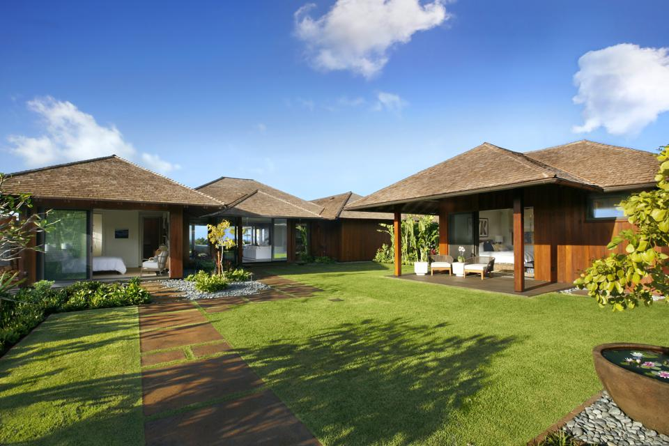 Kukui-ula offers a wide variety of custom homes including this move-in condition residence.
