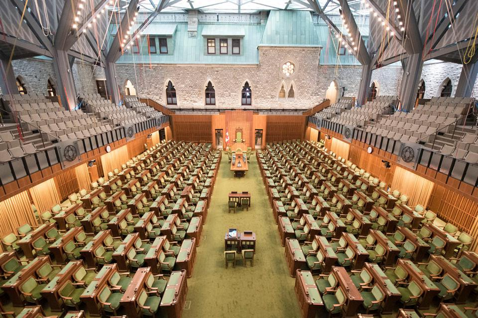 House of Commons 2019