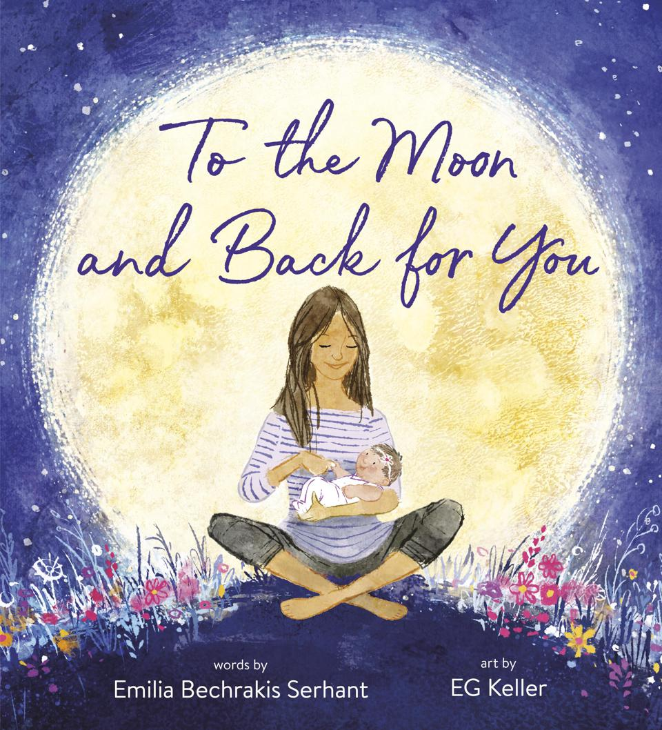 emilia bechrakis serhant children's book picture illustrated eg keller infertility ivf