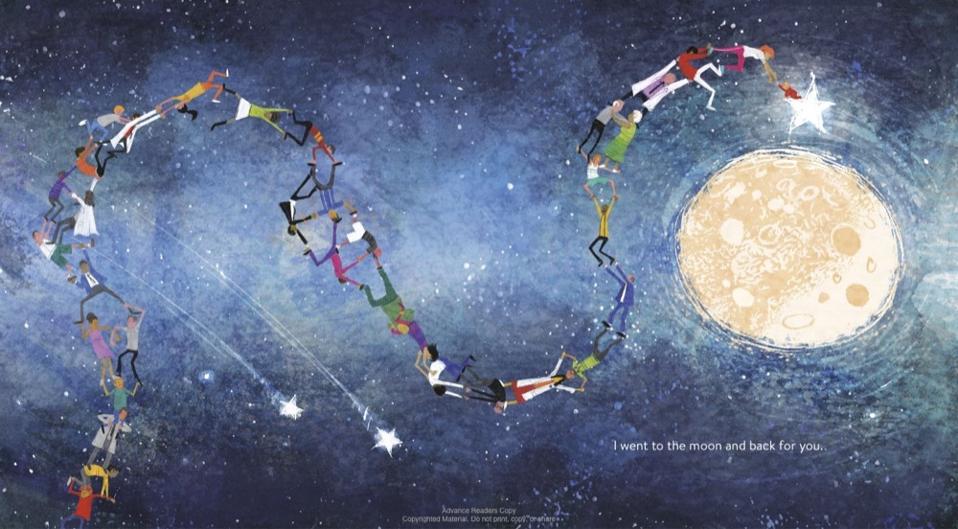 eg keller to the moon and back for you emilia bechrakis serhant