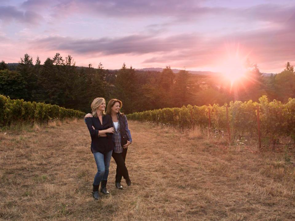 Oregon wine, Willamette Valley Wine, Ponzi vineyards, women in wine, women winemaker