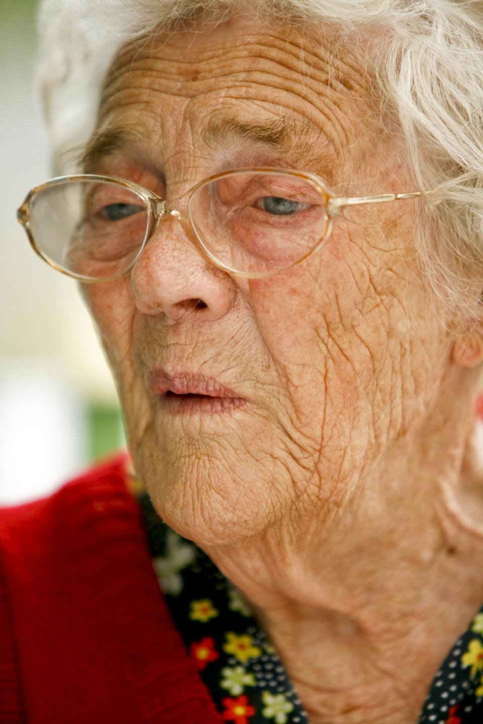 Elders isolated at home or in care facilities