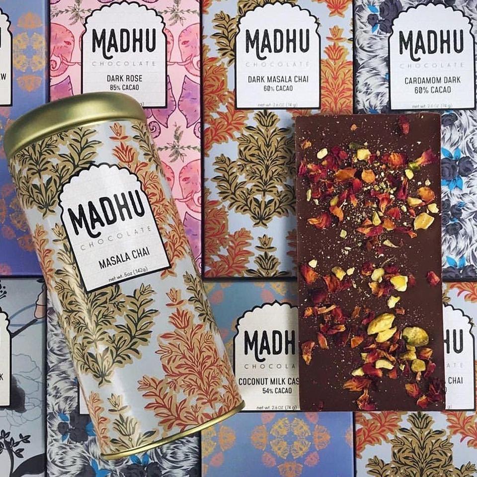 Madhu Chocolate products