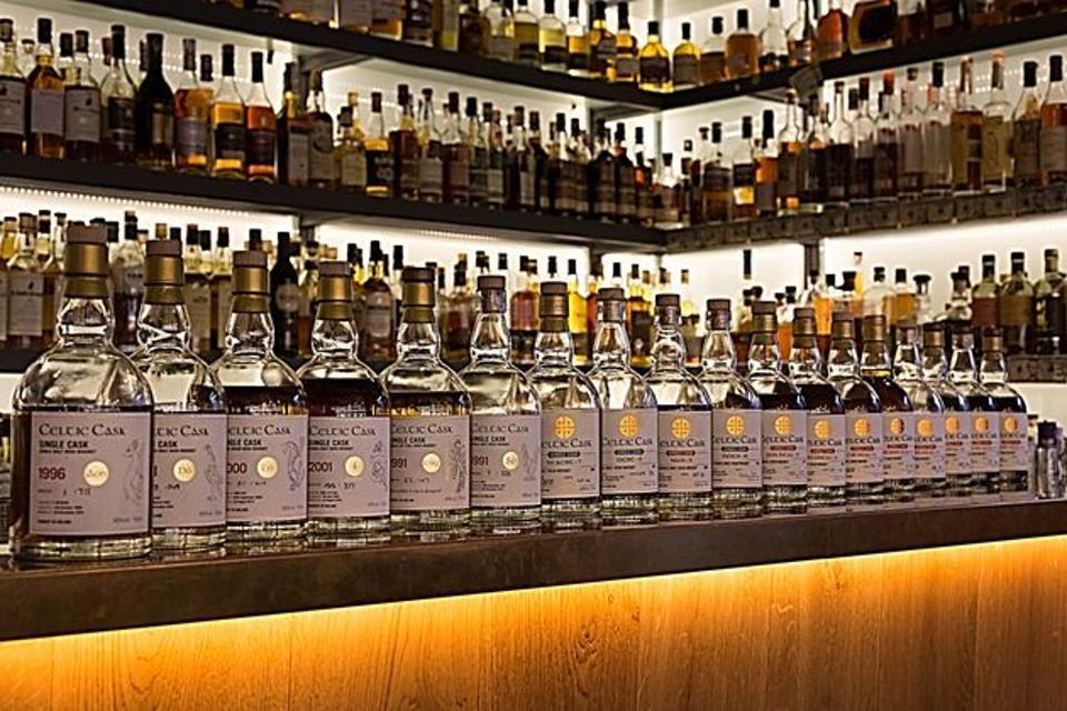 The Range of Celtic Cask Bottlings