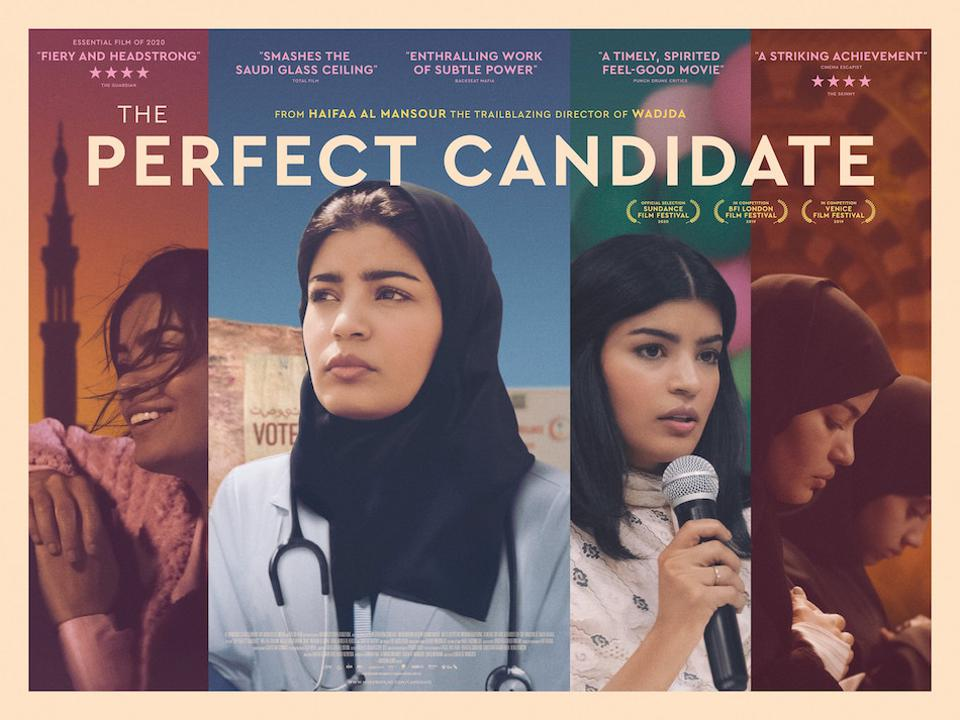 The Perfect Candidate film poster