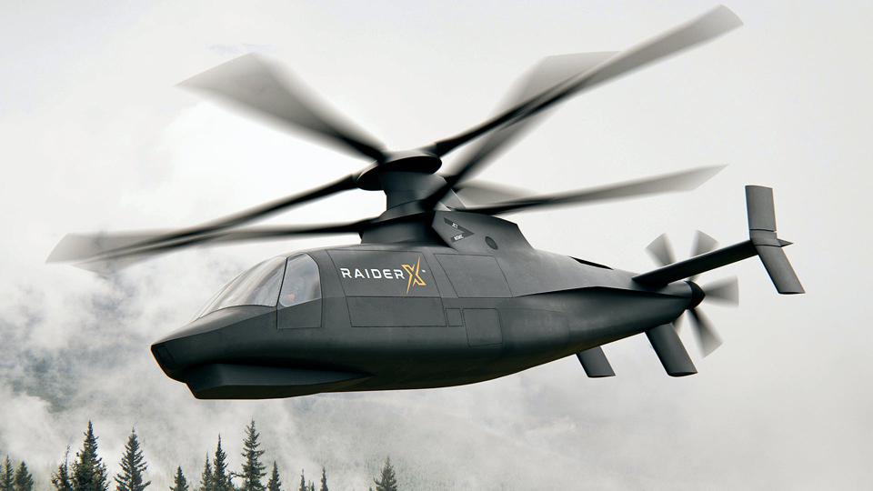 Sikorsky Raider X Concept