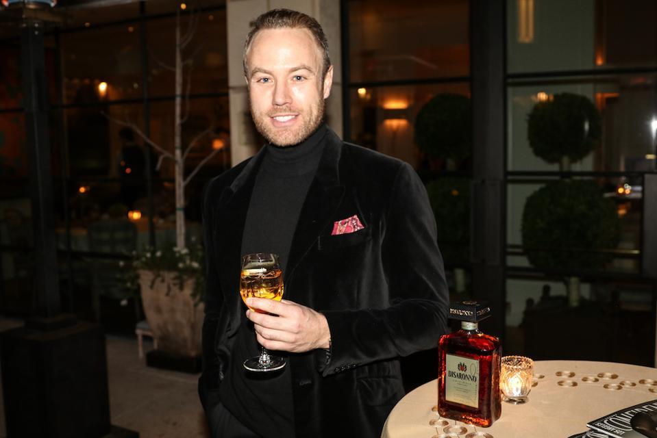 Paul Zahn, director of brand ambassadors for Disaronno International.
