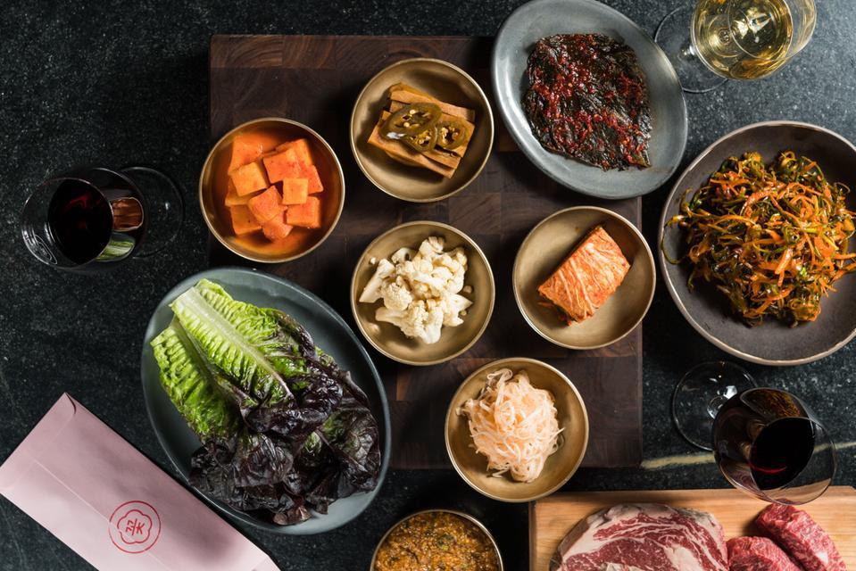 Cote NYC Takeout Delivery Pickup Michelin Star Coronavirus COVID-19 Korean food gable