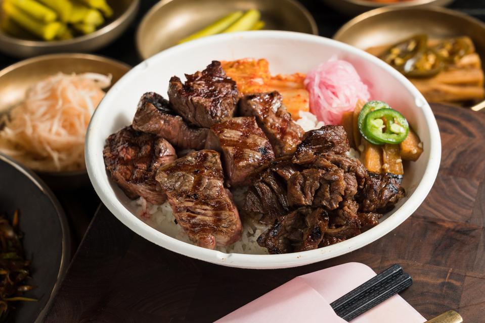 Cote NYC Takeout Delivery Pickup Michelin Star Coronavirus COVID-19 Galbi Bowl Korean food