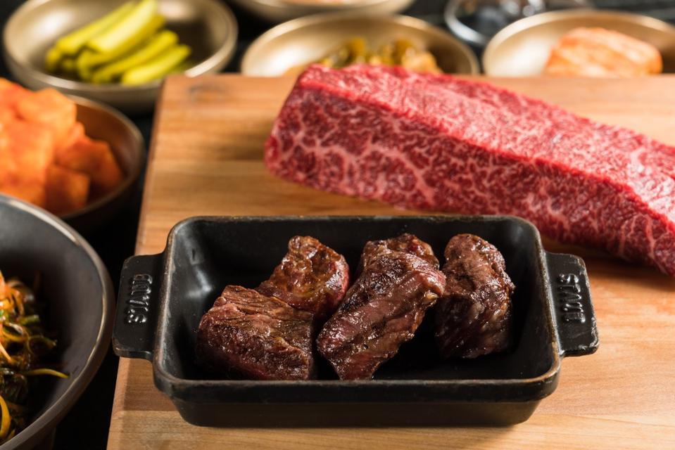 Cote NYC Takeout Delivery Steak Galbi Korean food COVID-19 Coronavirus Wagyu
