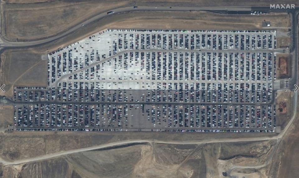 Denver carpark