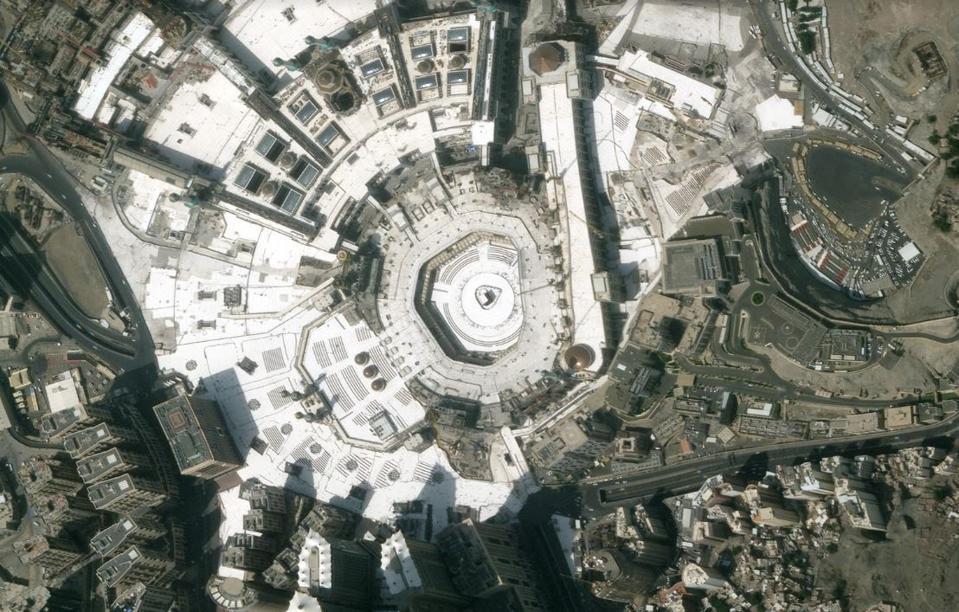 Mecca March 10