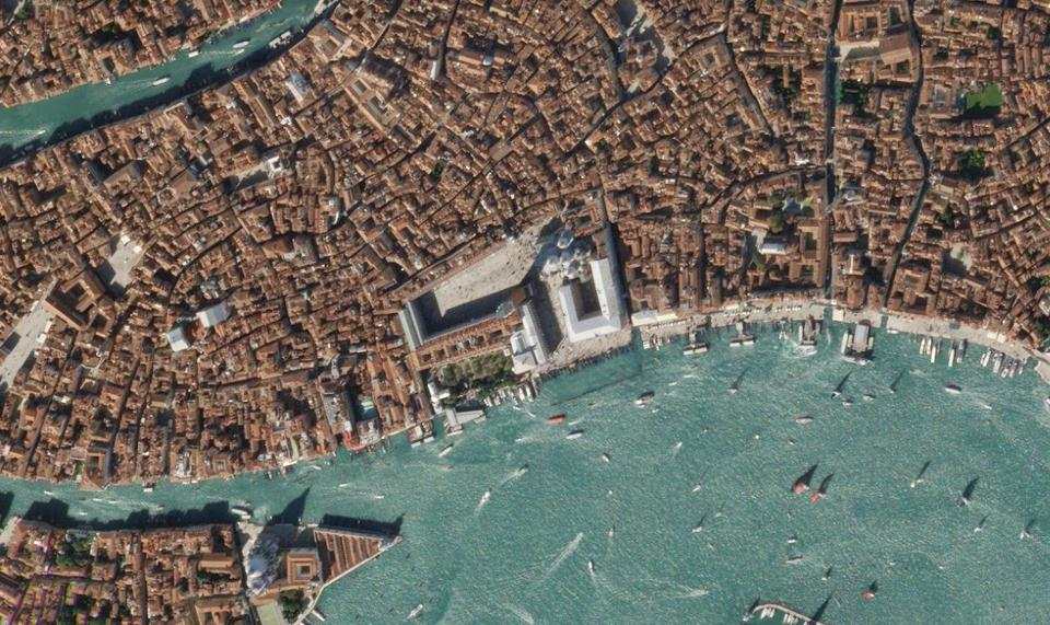 Venice Oct 10, 2019