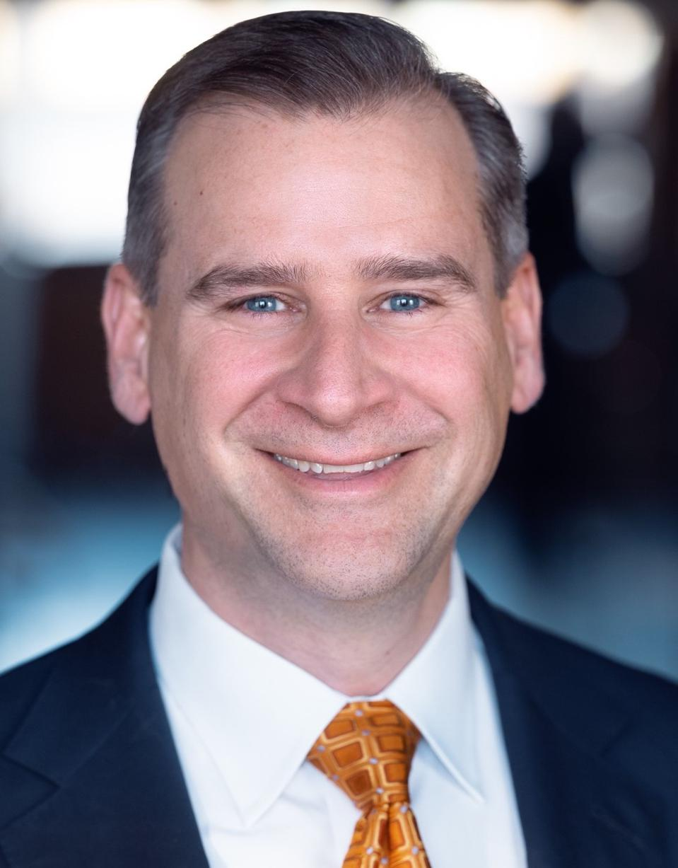Headshot of Steve Boyack.