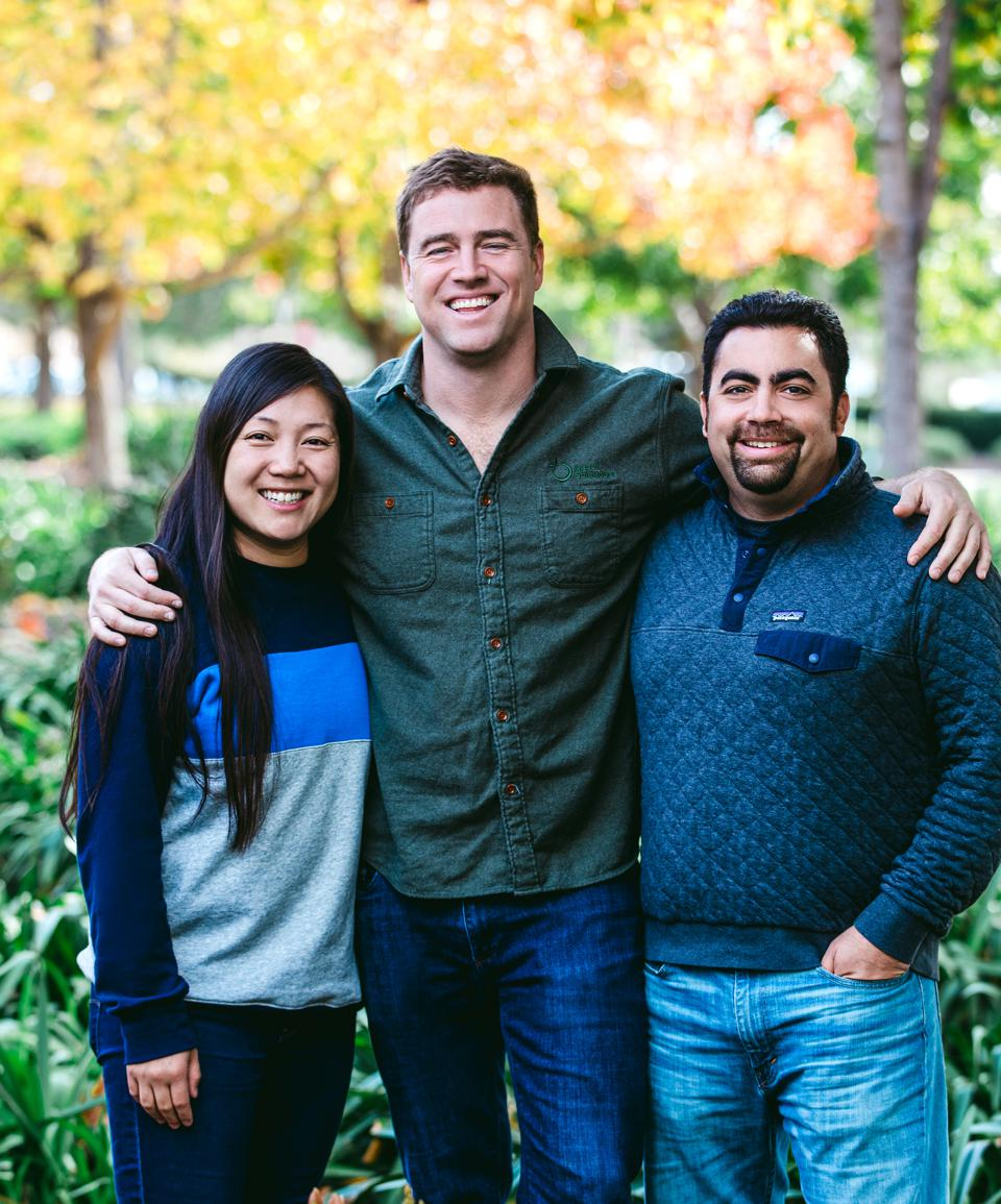 Apeel's Co-founders launched their venture immediately after earning their Ph.D.'s
