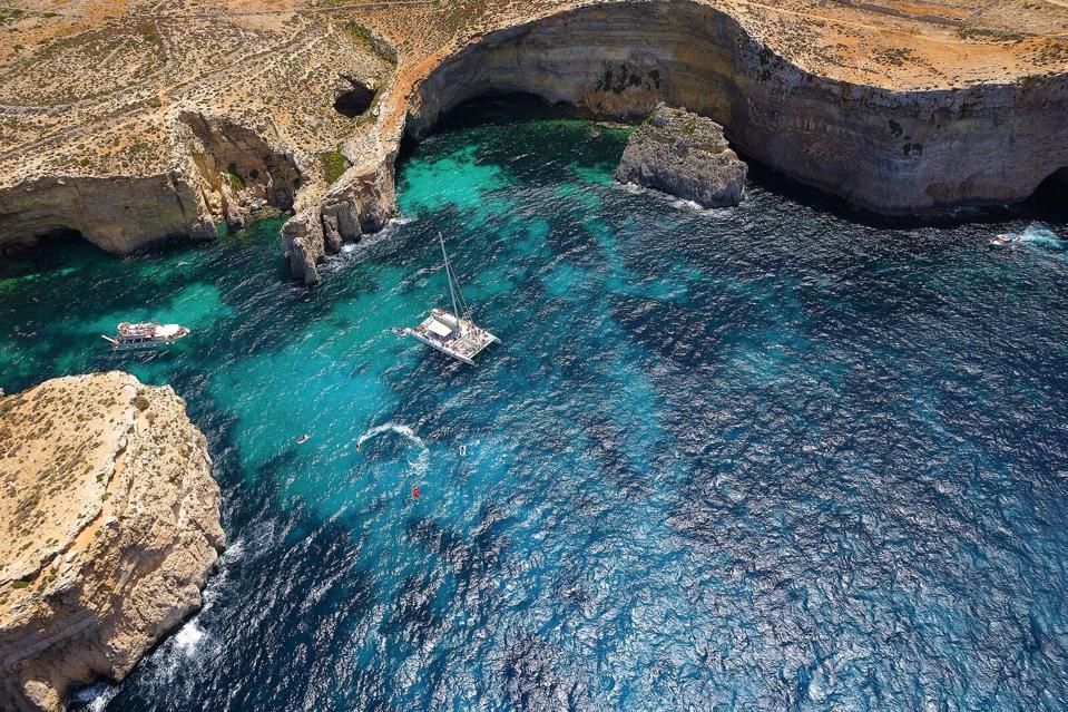 Camino, Malta