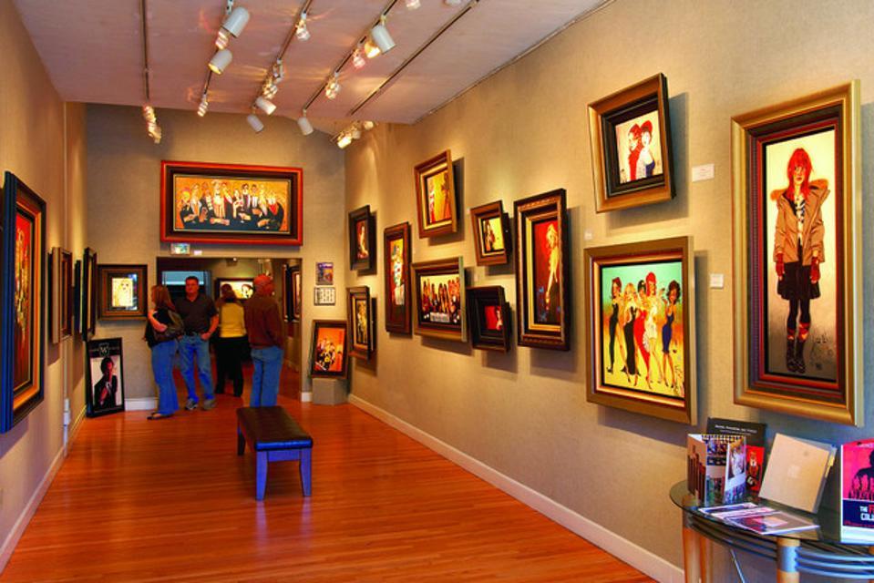 Art Gallery in Carmel, CA