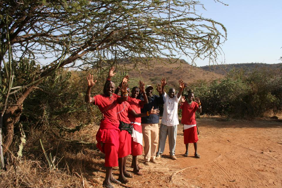 Loisaba Wildlife Conservancy.