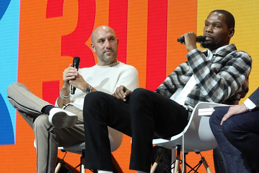 Kevin Durant's Business Partner Rich Kleiman On How Star Athletes Are Handling The Coronavirus Crisis.