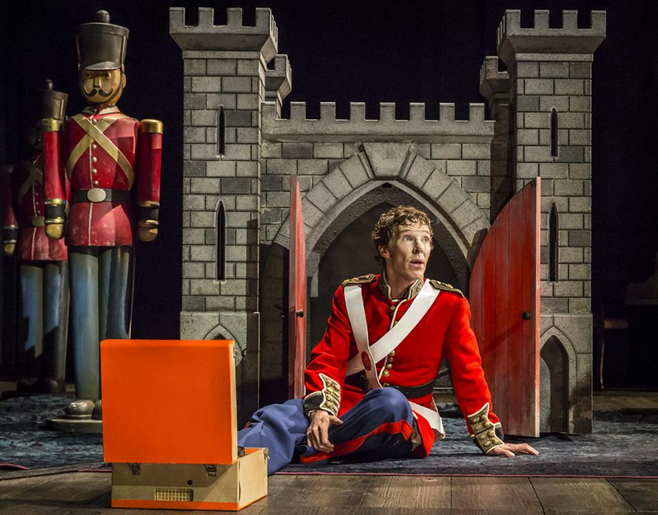 Benedict Cumberbatch's starring role in the 2015 Hamlet reached one million people via NT Live.
