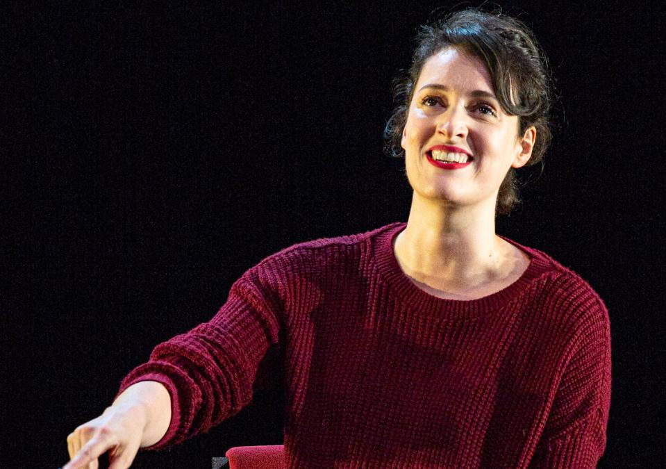 Phoebe Waller-Bridge's one-woman Fleabag show was screened in early 2020 for NT Live.