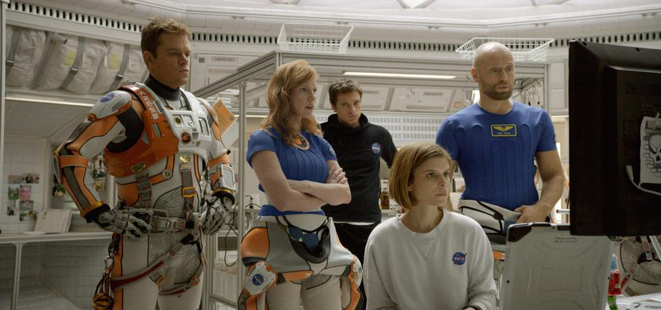 The Martian Team Survey's The Fast Approaching Storm