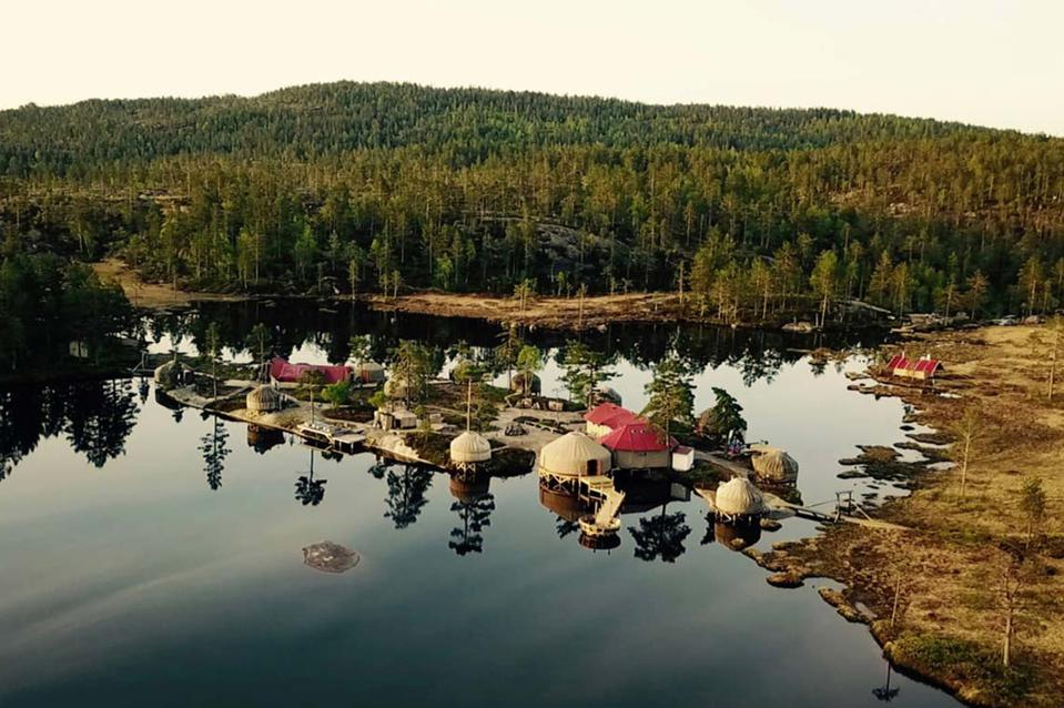 The Canvas Hotel Telemark in southern Norway