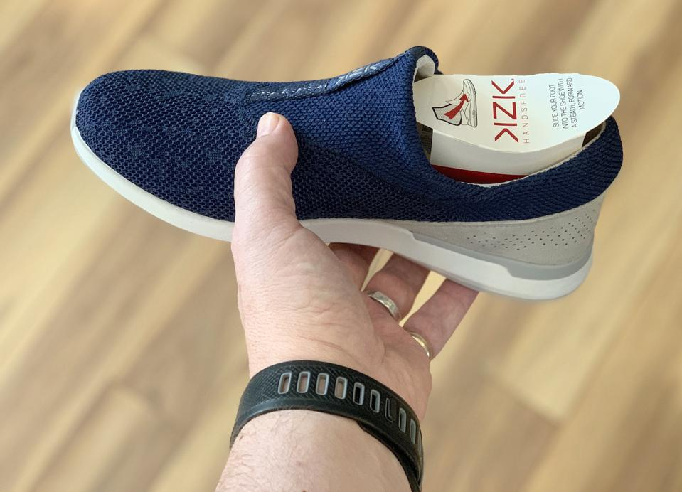 KIZIK Hands-Free Shoes Are Also The Perfect Footwear For Seniors