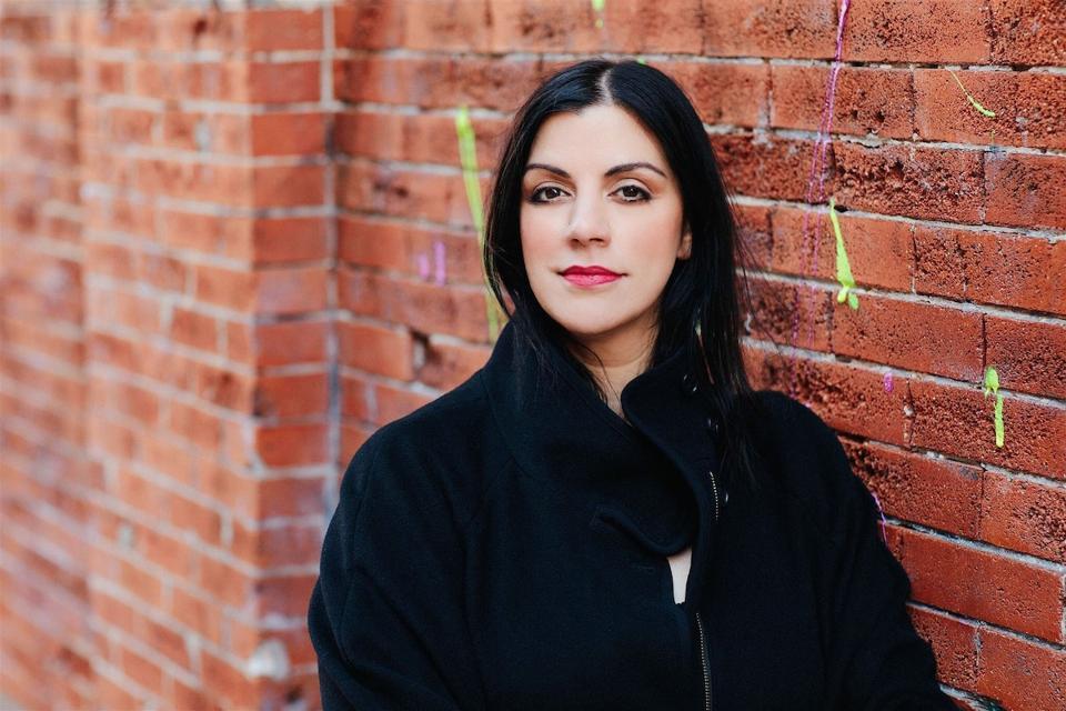 Erin Khar, author, Strung Out.