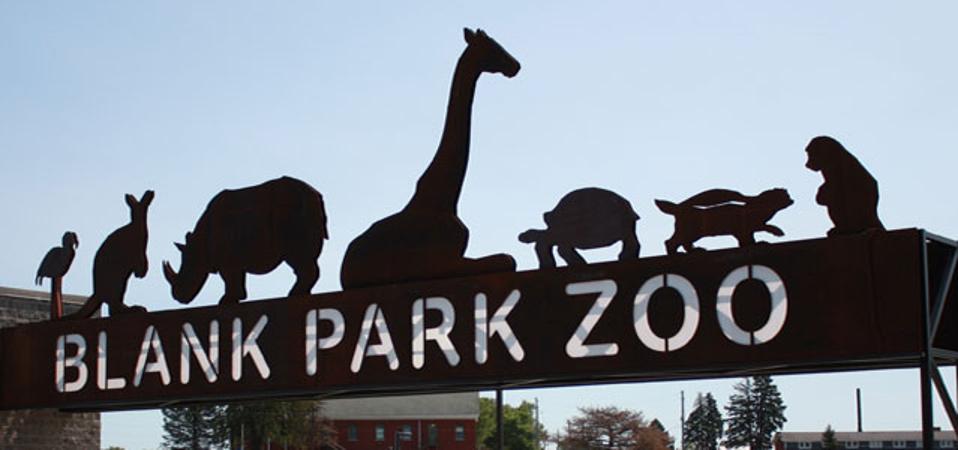 Blank Park Zoo in Iowa