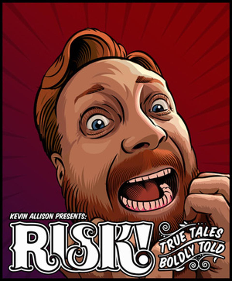 Risk! Podcast logo