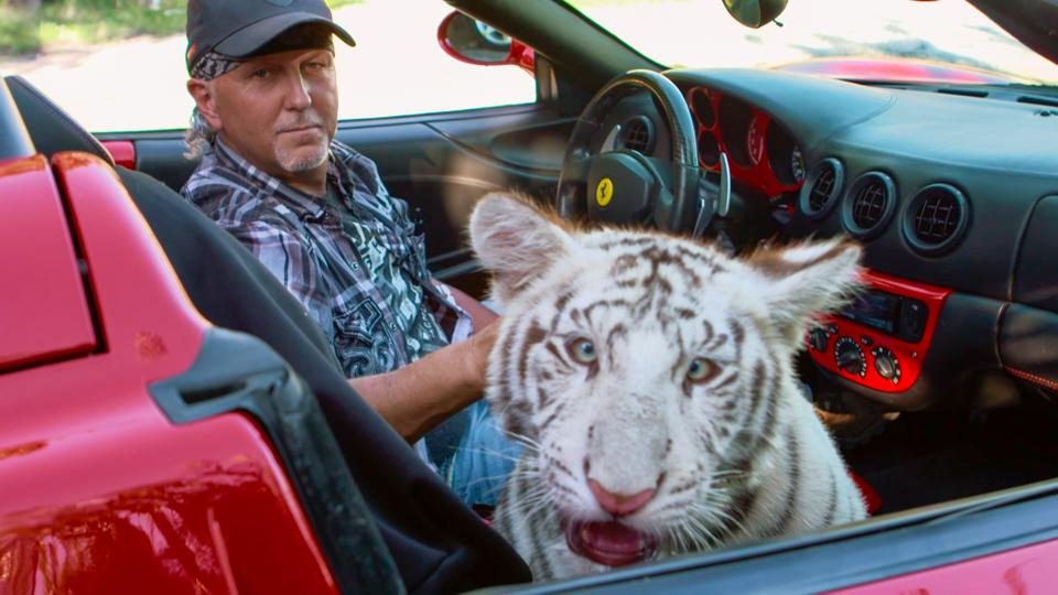 Jeff Lowe Claims Netflix Is Releasing A New 'Tiger King' Episode Soon