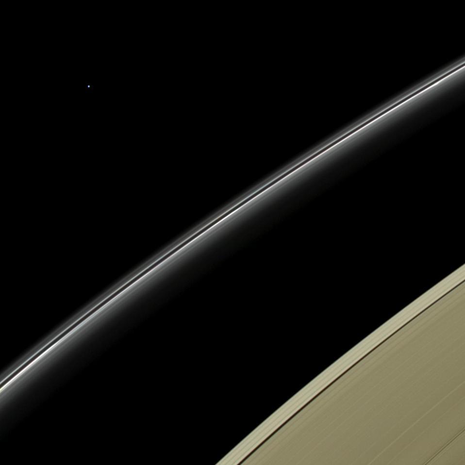 Cassini rocked.