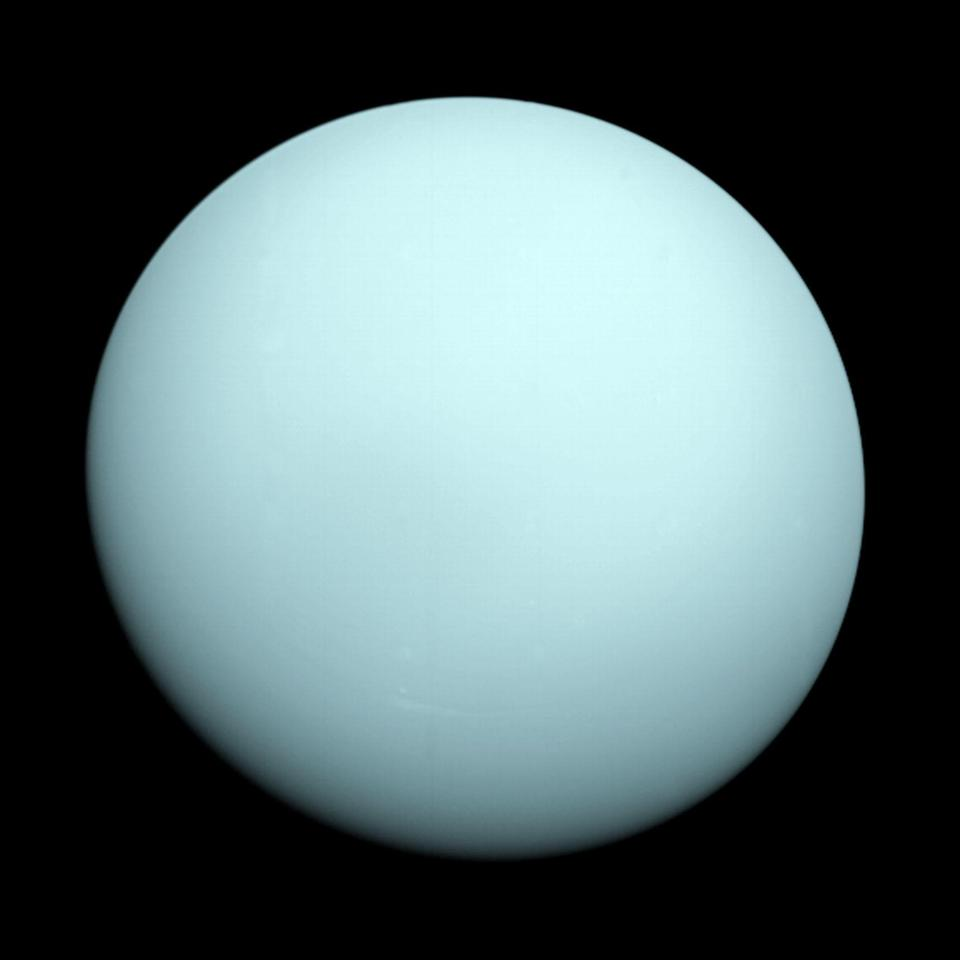 Five Strange Things You Need To Know About Uranus
