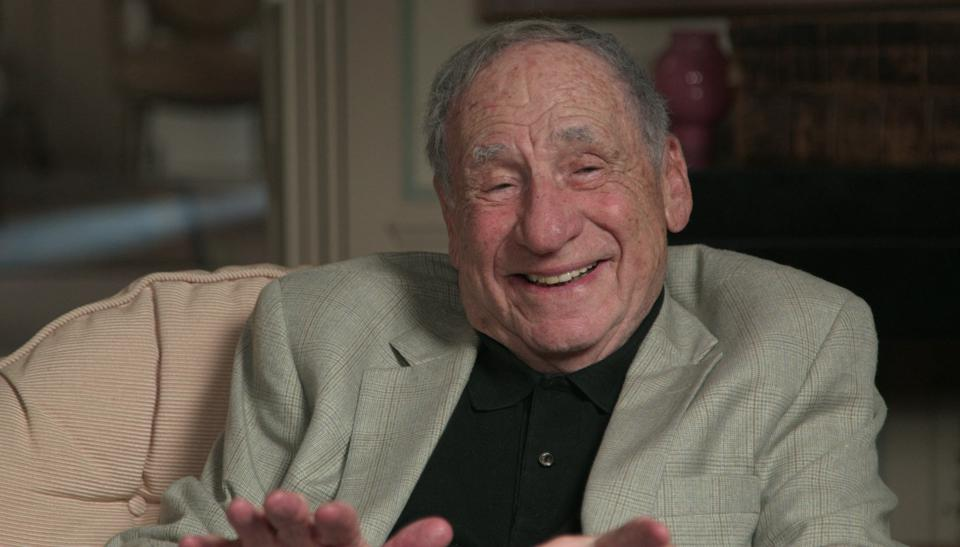 Mel Brooks in The Automat