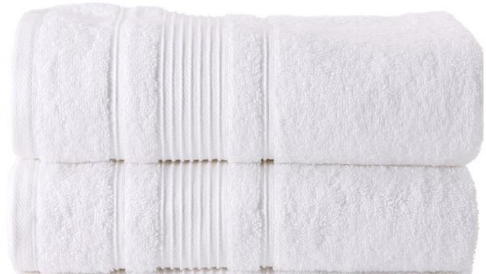Antimicrobial Turkish towels