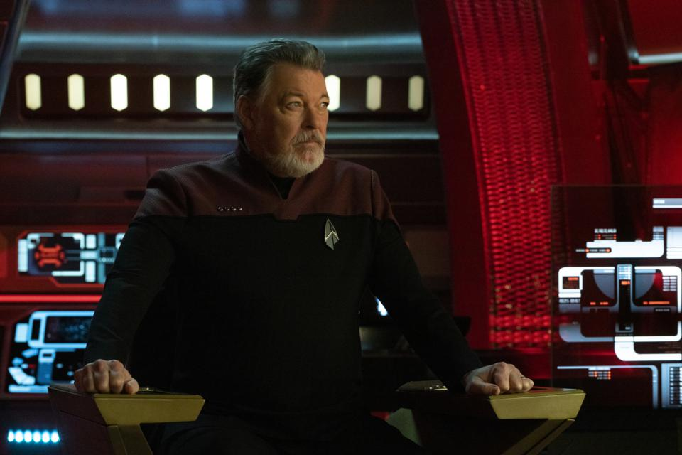 Riker Picard