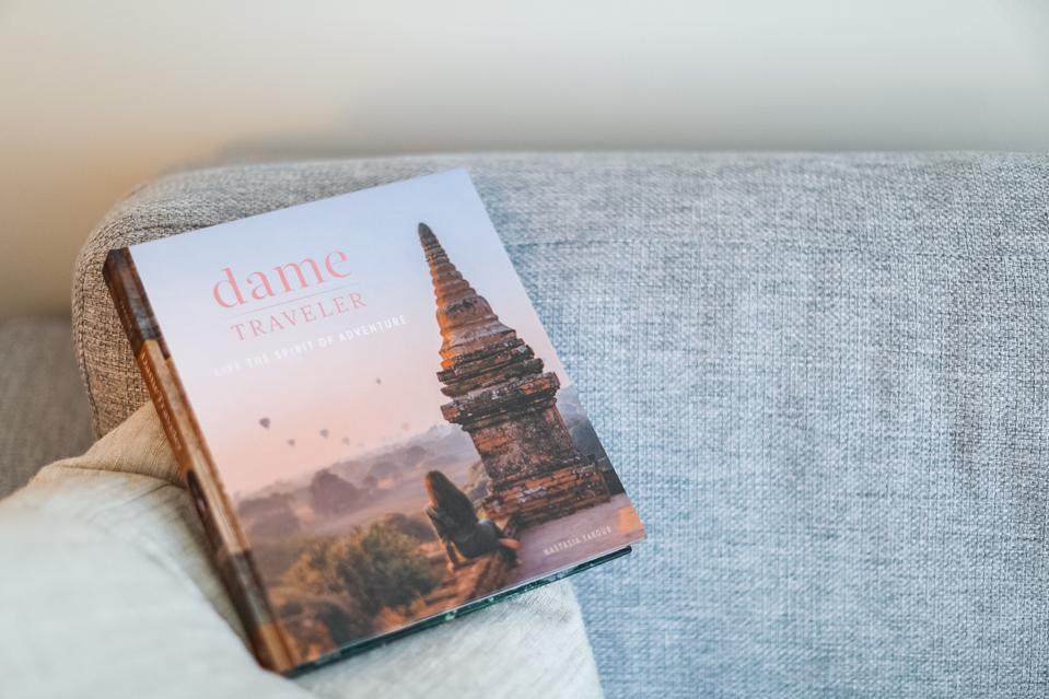 Dame Traveler: Live the Spirit of Adventure