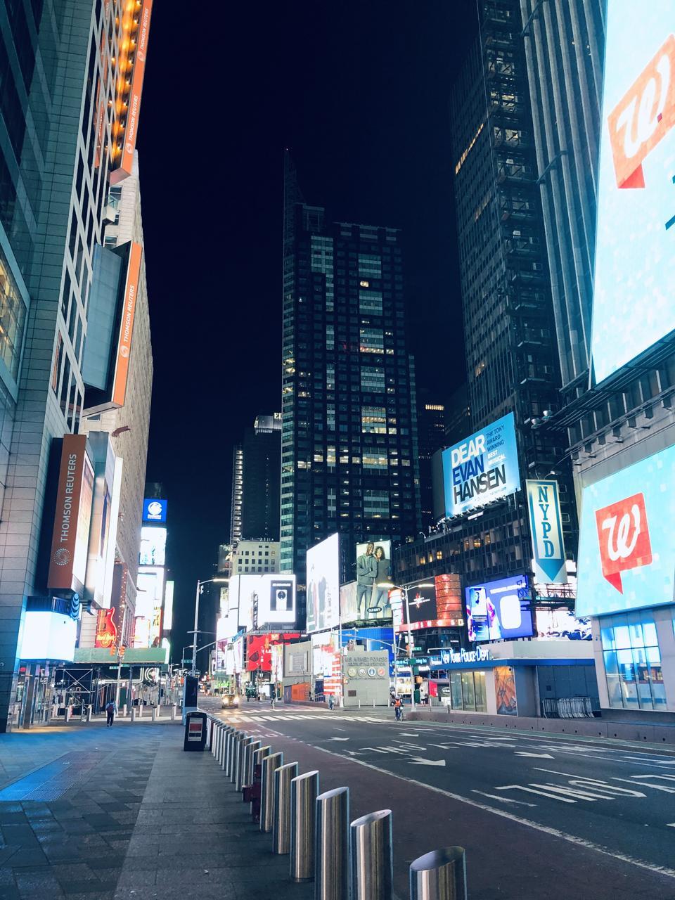 Times Square, NYC, USA