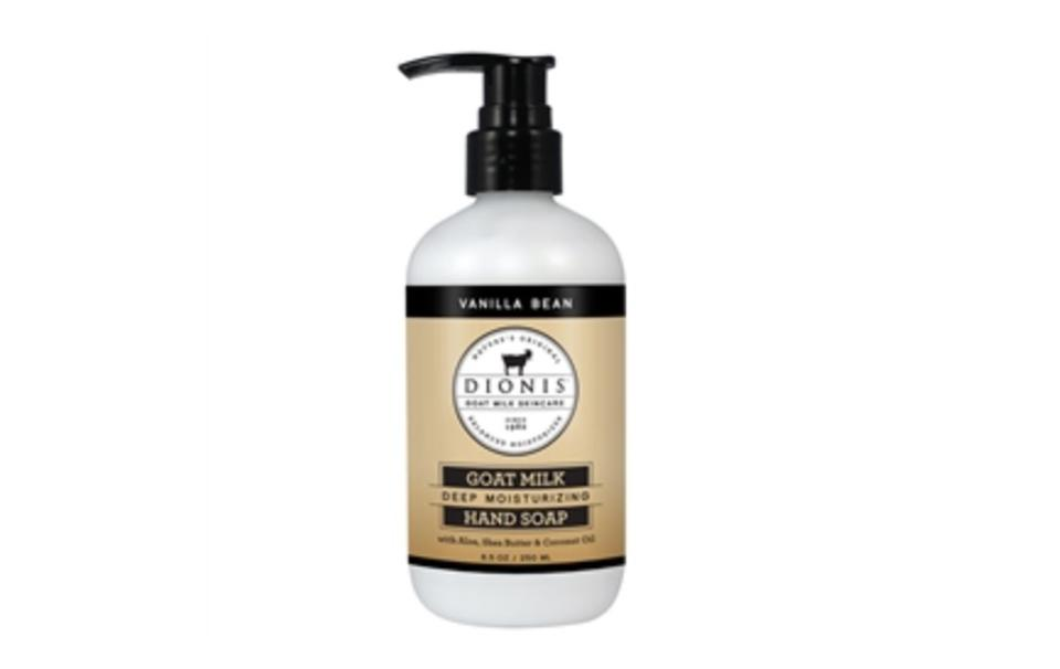 Goat Milk Hand Soap from Dionis