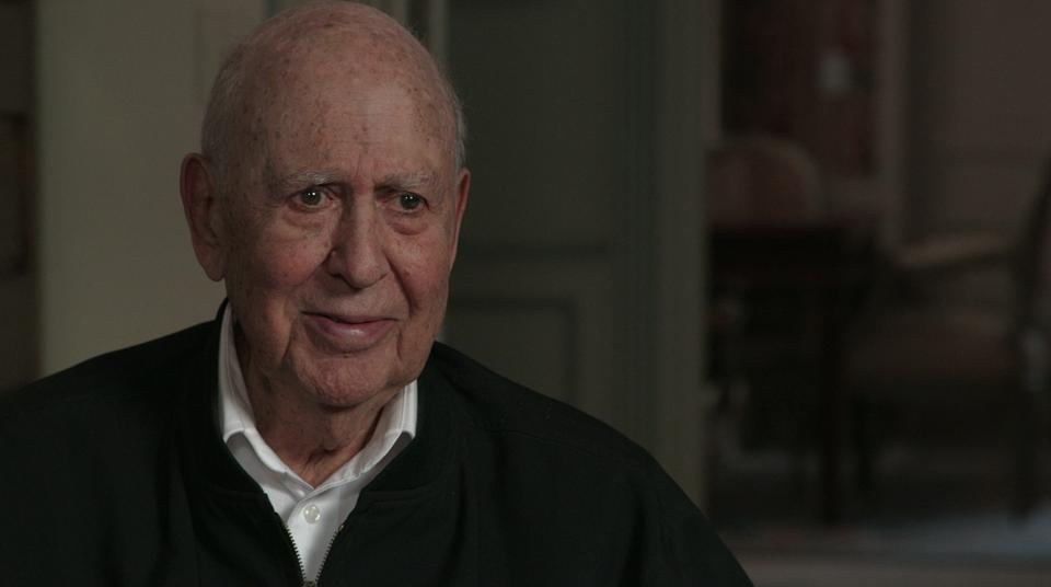 Carl Reiner in The Automat
