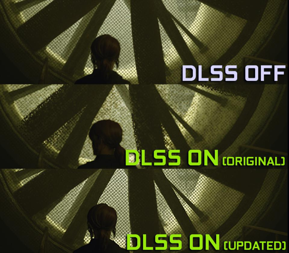 DLSS 2.0 Image Quality